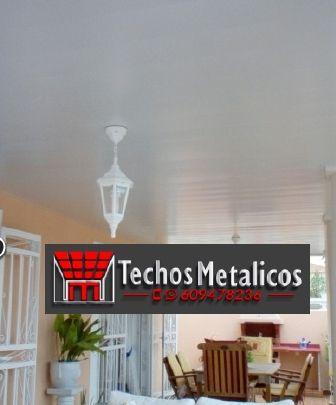 Ofertas económicas Techos Aluminio Guía de Isora
