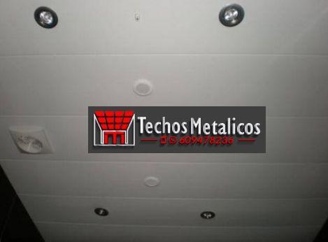 Ofertas económicas Techos Aluminio Güímar