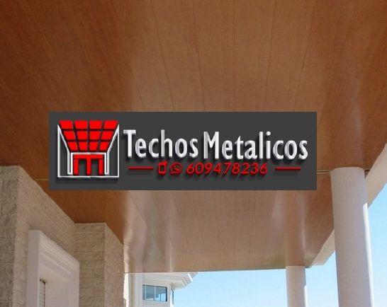 Ofertas económicas Techos Aluminio Hospitalet de Llobregat