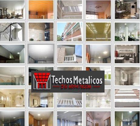 Ofertas económicas Techos Aluminio Ibi