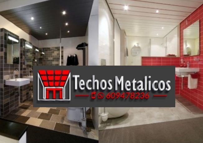 Ofertas económicas Techos Aluminio Inca
