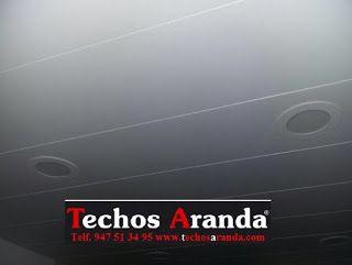 Ofertas económicas Techos Aluminio La Carlota