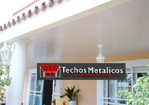 Ofertas económicas Techos Aluminio La Estrada