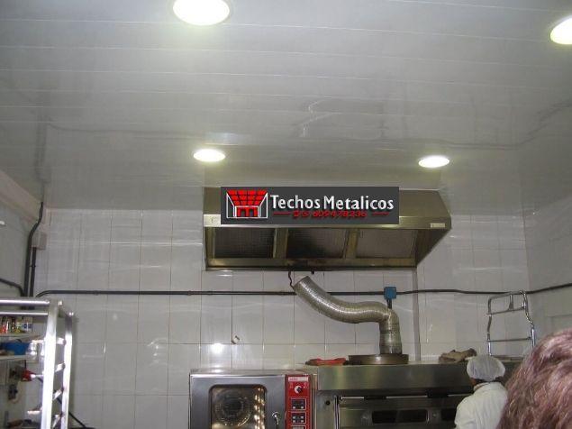 Ofertas económicas Techos Aluminio La Orotava