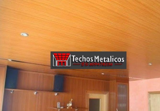 Ofertas económicas Techos Aluminio La Rinconada