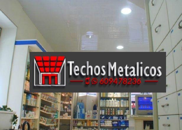 Ofertas económicas Techos Aluminio La Roda
