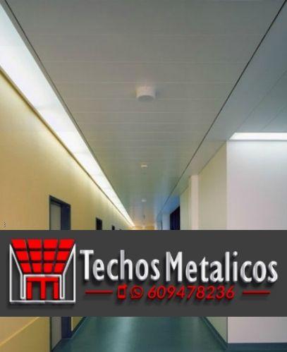 Ofertas económicas Techos Aluminio Langreo