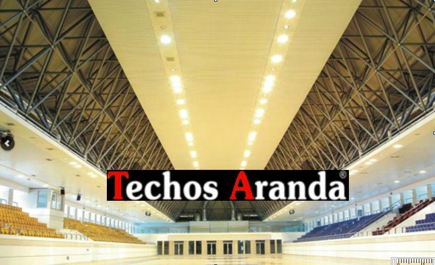 Ofertas económicas Techos Aluminio Las Cabezas de San Juan
