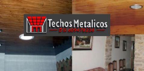 Ofertas económicas Techos Aluminio Lebrija