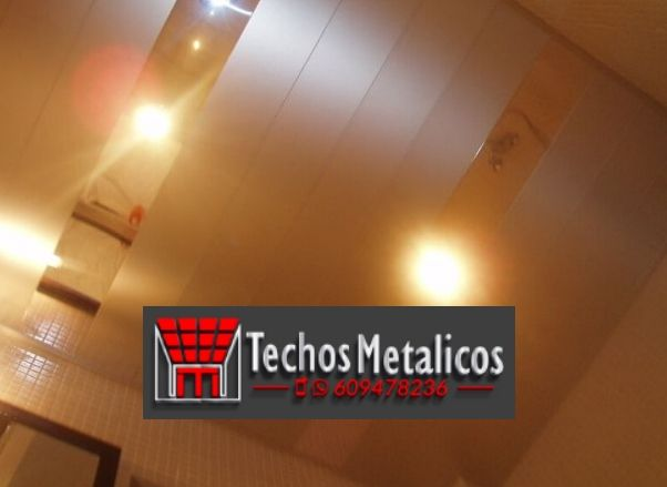 Ofertas económicas Techos Aluminio Leganés