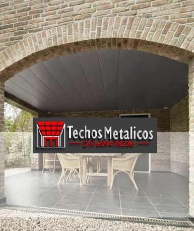 Ofertas económicas Techos Aluminio Lepe