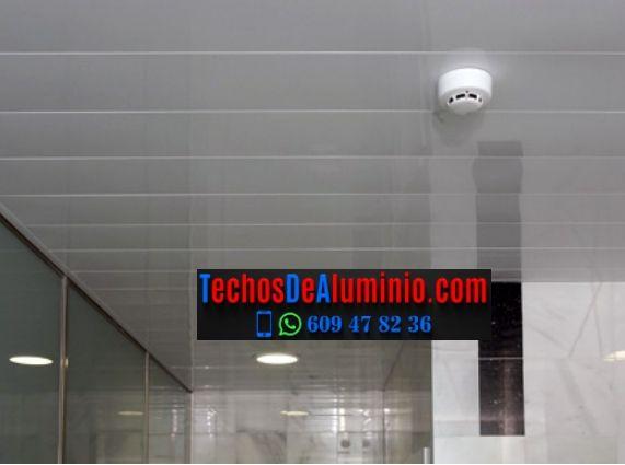 Ofertas económicas Techos Aluminio Llanes