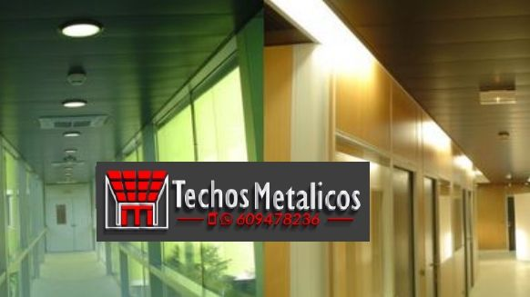 Ofertas económicas Techos Aluminio Lloret de Mar