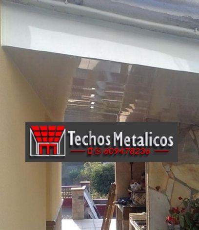 Ofertas económicas Techos Aluminio Los Palacios y Villafranca