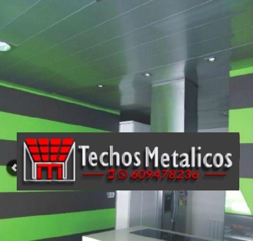 Ofertas económicas Techos Aluminio Málaga