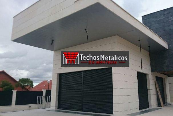 Ofertas económicas Techos Aluminio Manlleu
