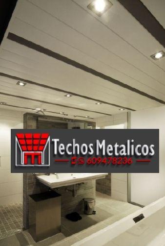 Ofertas económicas Techos Aluminio Maracena