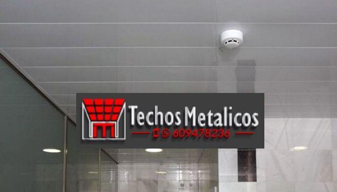 Ofertas económicas Techos Aluminio Marín