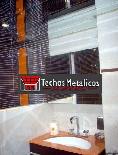 Ofertas económicas Techos Aluminio Martos