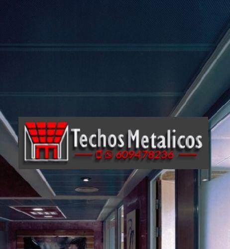 Ofertas económicas Techos Aluminio Massamagrell