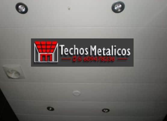 Ofertas económicas Techos Aluminio Moguer