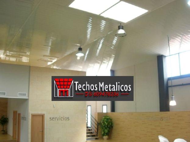 Ofertas económicas Techos Aluminio Monforte de Lemos