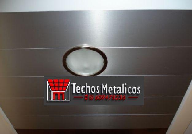 Ofertas económicas Techos Aluminio Morón de la Frontera