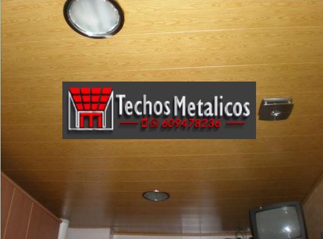 Ofertas económicas Techos Aluminio Mungia