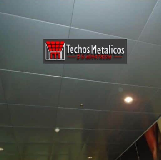 Ofertas económicas Techos Aluminio Narón