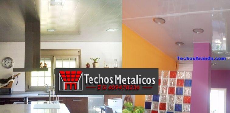 Ofertas económicas Techos Aluminio Navalcarnero