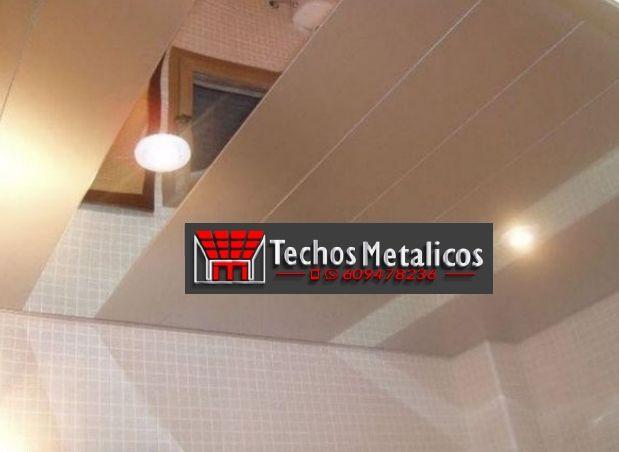 Ofertas económicas Techos Aluminio Novelda