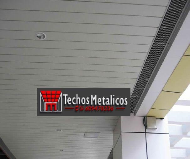 Ofertas económicas Techos Aluminio Oleiros
