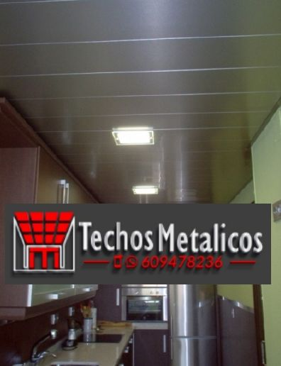 Ofertas económicas Techos Aluminio Oliva