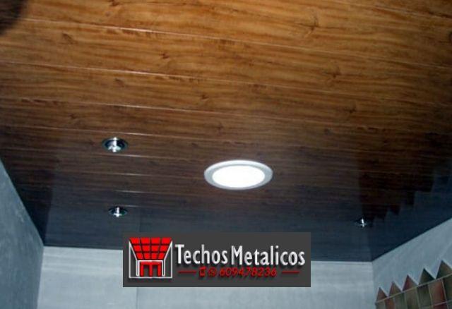 Ofertas económicas Techos Aluminio Olot