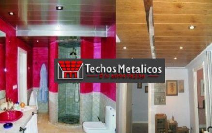 Ofertas económicas Techos Aluminio Onda