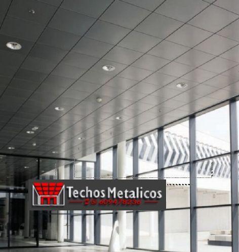 Ofertas económicas Techos Aluminio Órdenes