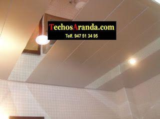 Ofertas económicas Techos Aluminio Paracuellos de Jarama