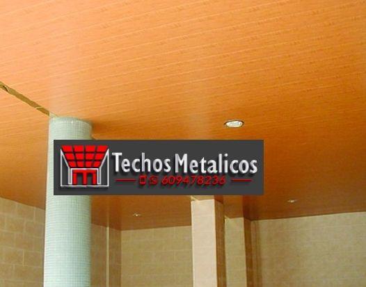 Ofertas económicas Techos Aluminio Parla
