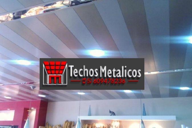 Ofertas económicas Techos Aluminio Pasaia
