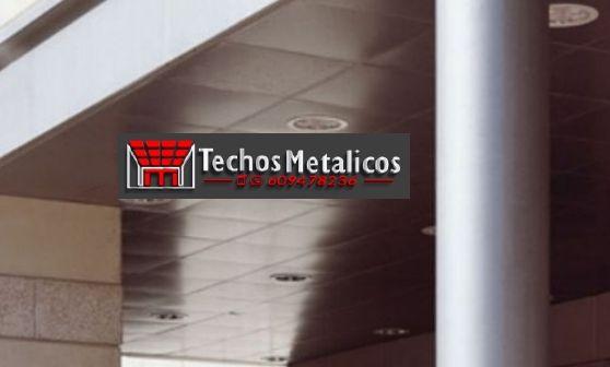 Ofertas económicas Techos Aluminio Petrel