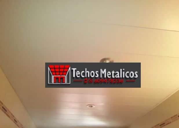 Ofertas económicas Techos Aluminio Piélagos