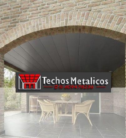 Ofertas económicas Techos Aluminio Plasencia