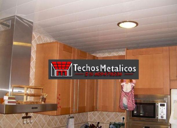 Ofertas económicas Techos Aluminio Pobla de Vallbona