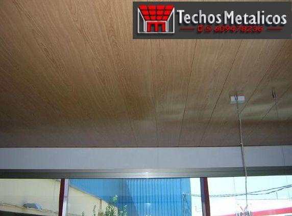 Ofertas económicas Techos Aluminio Poio