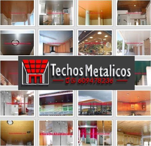 Ofertas económicas Techos Aluminio Ponteareas