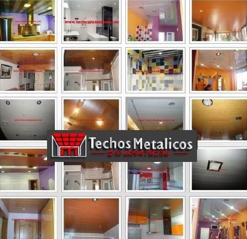 Ofertas económicas Techos Aluminio Pontevedra