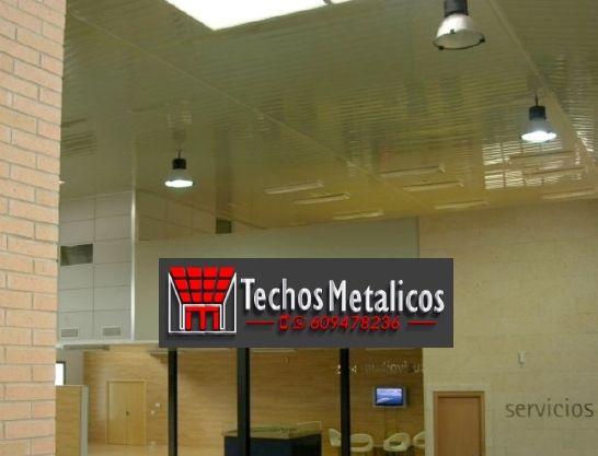 Ofertas económicas Techos Aluminio Poyo