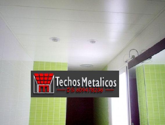 Ofertas económicas Techos Aluminio Rentería