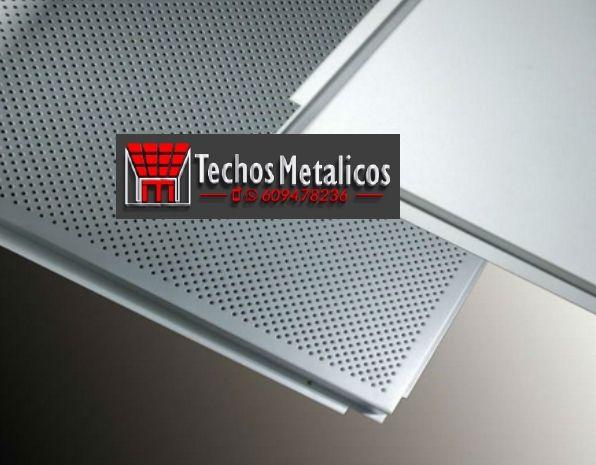 Ofertas económicas Techos Aluminio Requena