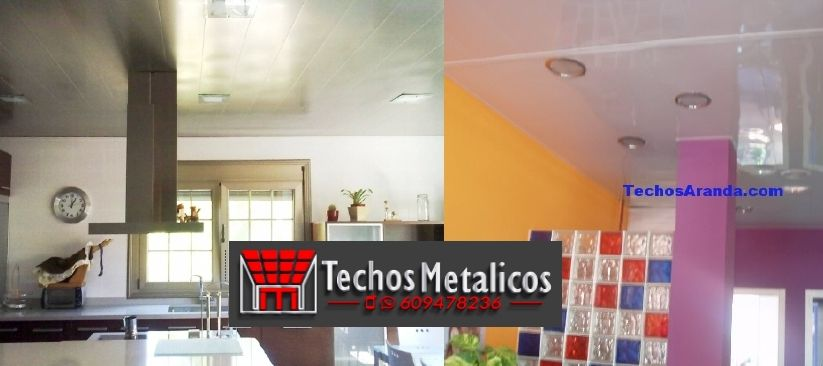 Ofertas económicas Techos Aluminio Ripollet